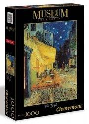 Puzzle 1000 Clementoni 31470 Kawiarenka - Vincent van Gogh