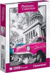 Puzzle 1000 Clementoni 39400 Platinum - Kuba