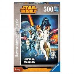 Puzzle 500 Ravensburger 146628 Star Wars - Nowa Nadzieja