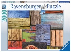 Puzzle 2000 Ravensburger 166305 Remainders
