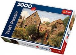 Puzzle 2000 Trefl 27078 Wspomnienie z Dzieciństwa