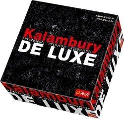 Gra Towarzyska - Trefl - Kalambury de Luxe 01016