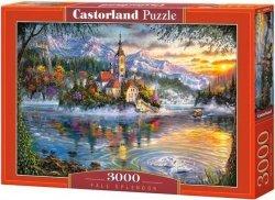 Puzzle 3000 Castorland C-300495 Kościół w Górach