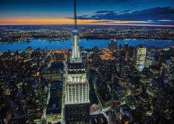 Puzzle 1000 Piatnik P-5411 New York Nocą