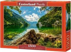 Puzzle 1500 Castorland C-151417 Jezioro Koenigsee Niemcy