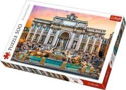 Puzzle 500 Trefl 37292 Fontanna di Trevi - Rzym