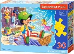 Puzzle 30 Castorland B-03662 Pinokio