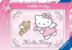 Puzzle 200 Ravensburger 126835 Hello Kitty
