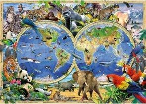 Puzzle 1000 Ravensburger 193851 Świat Przyrody