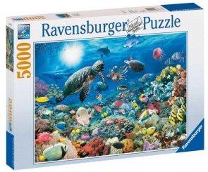 Puzzle 5000 Ravensburger 174263 Głębia Oceanu