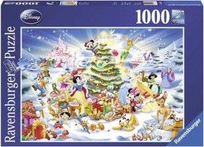Puzzle 1000 Ravensburger 192878 Disney