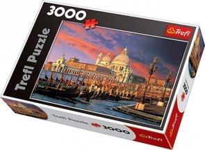 Puzzle 3000 Trefl 33020 Bazylika Santa Maria della Salute, Wenecja
