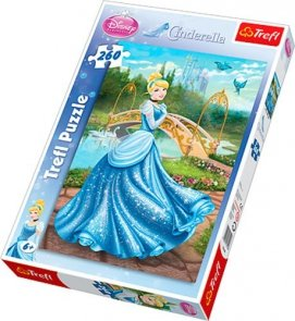 Puzzle 260 Trefl 13140 Zaczarowana Suknia