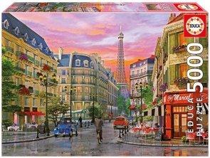 Puzzle 5000 Educa 16022 Davison - Ulica Paryża