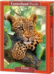 Puzzle 1500 Castorland C-151493 Lampart