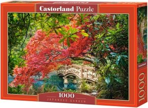 Puzzle 1000 Castorland C-103768 Ogród Japoński