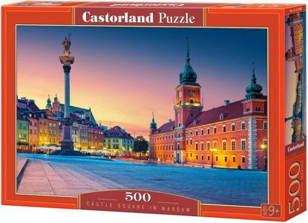 Puzzle 500 Castorland B-52486 Warszawa