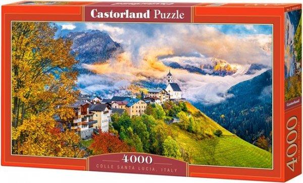 Puzzle 4000 Castorland C-400164 Włochy - Colle Santa Lucia