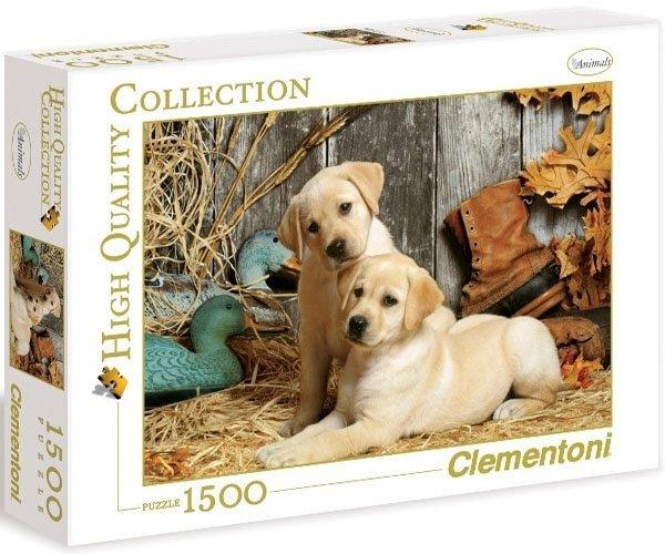 Puzzle 1500 Clementoni 31976 Psy