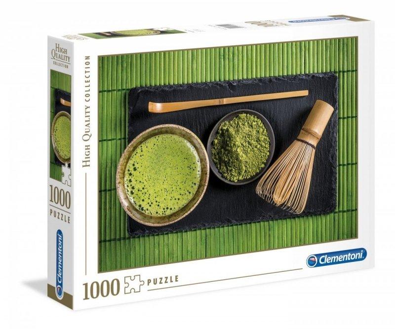 Puzzle 1000 Clementoni 39522 Herbata Matcha