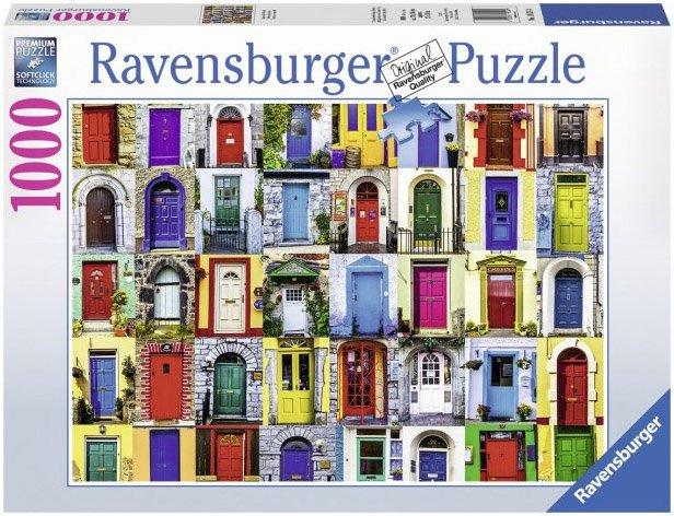 Puzzle 1000 Ravensburger 195244 Drzwi do Świata