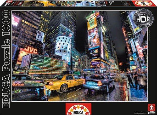 Puzzle 1000 Educa 15525 Times Square - New York