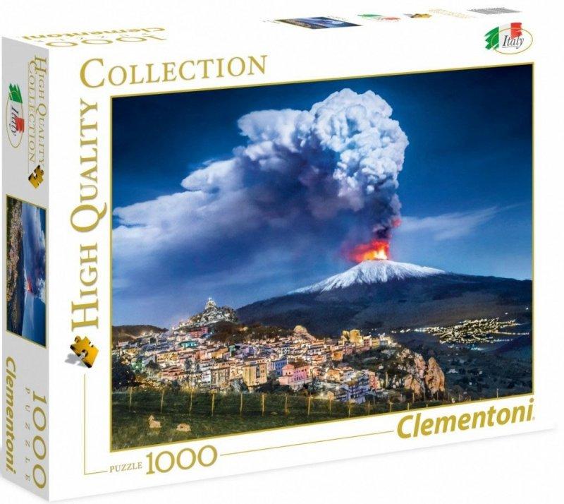 Puzzle 1000 Clementoni 39453 Wulkan Etna