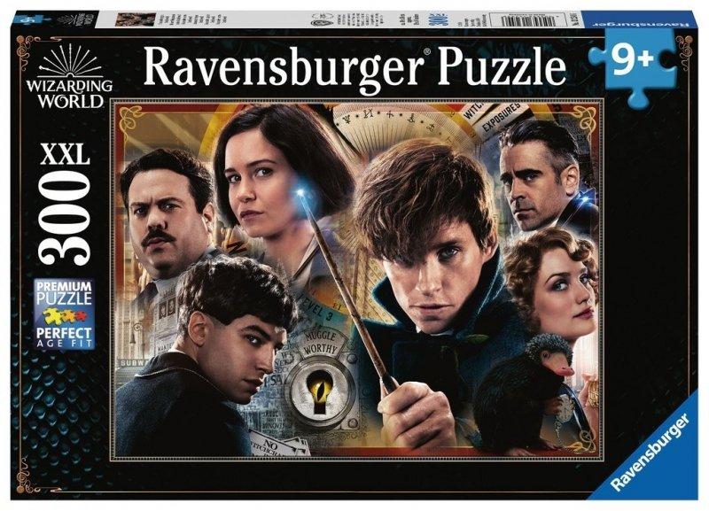Puzzle 300 Ravensburger 132546 Fantastyczne Zwierzęta