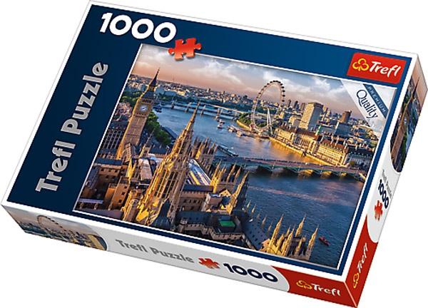 Puzzle 1000 Trefl 10404 Londyn