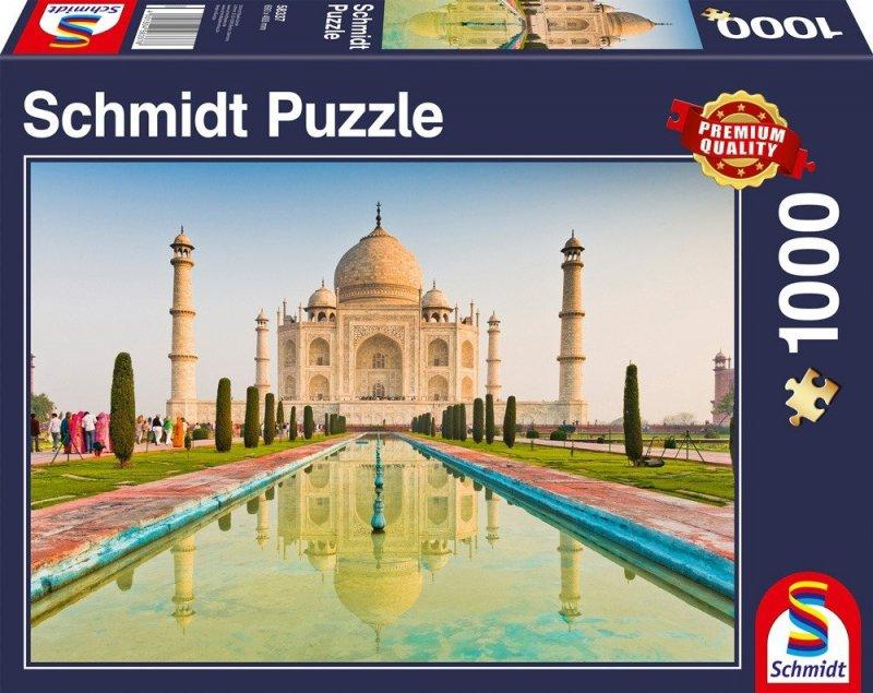 Puzzle 1000 Schmidt 58337 Taj Mahal - Agra