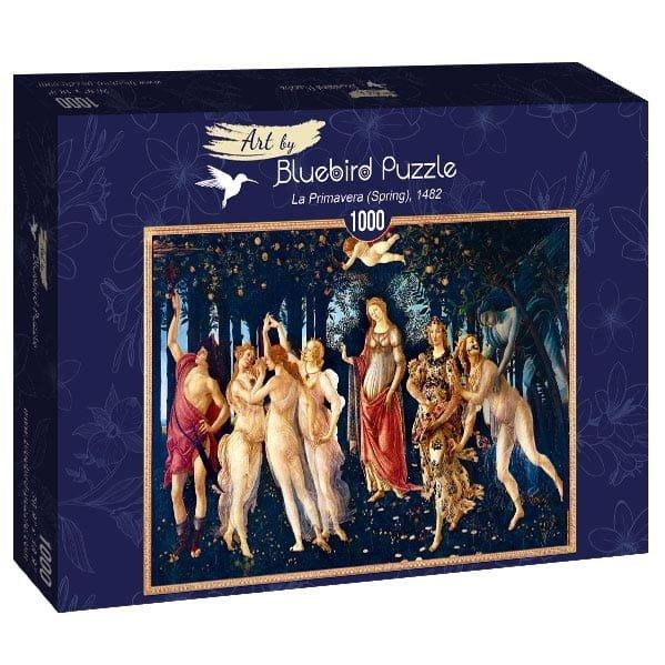 Puzzle 1000 Bluebird 60057 Sandro Botticelli - Wiosna - 1482