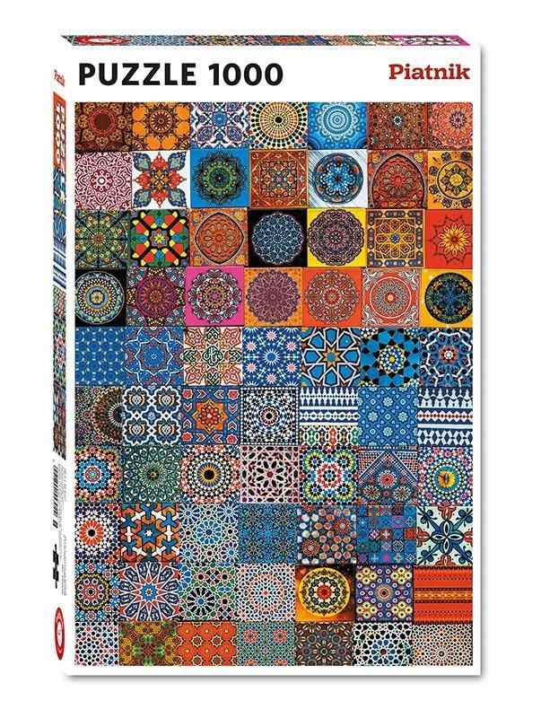 Puzzle 1000 Piatnik  P-5530 Magnesy na Lodówkę