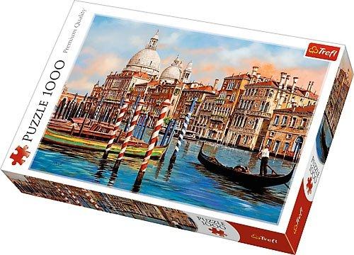 Puzzle 1000 Trefl 10460 Popołudnie w Wenecji