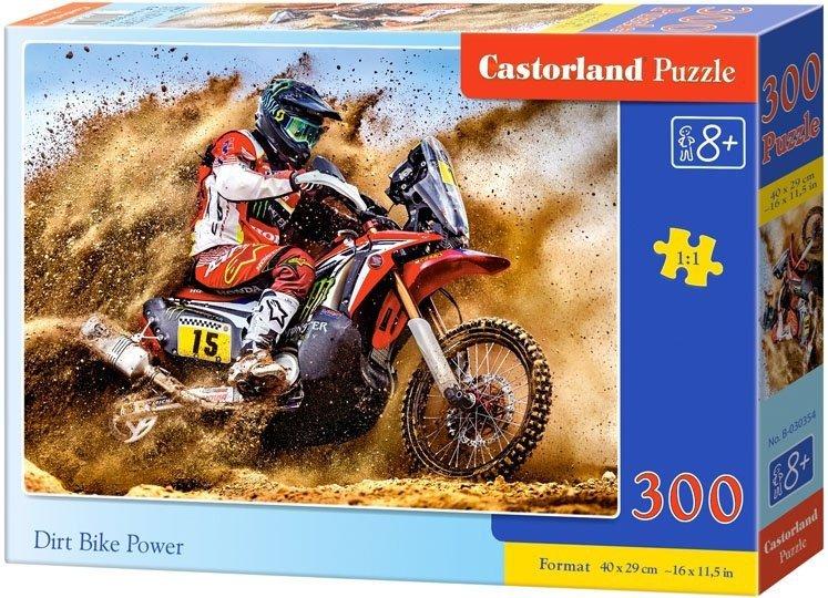 Puzzle 300 Castorland B-030354 Speedway - Żużlowiec