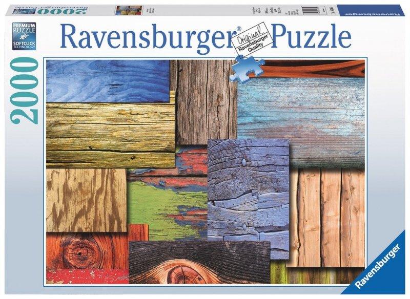 Puzzle 2000 Ravensburger 166305 Remainders