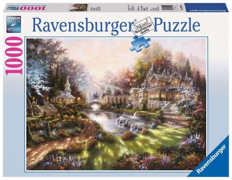 Puzzle 1000 Ravensburger 159444 Słoneczny Poranek