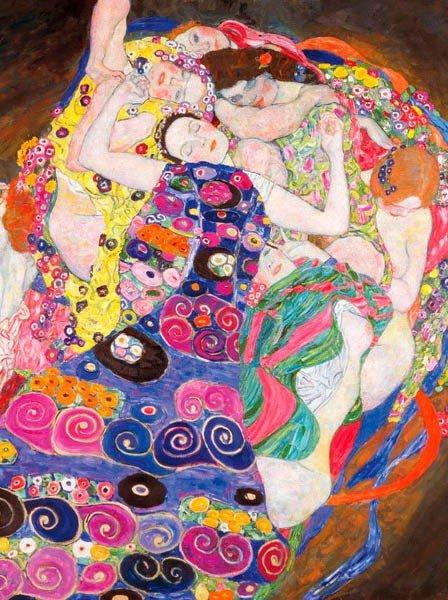 Puzzle 1000 Ravensburger 155873 Klimt - Panna