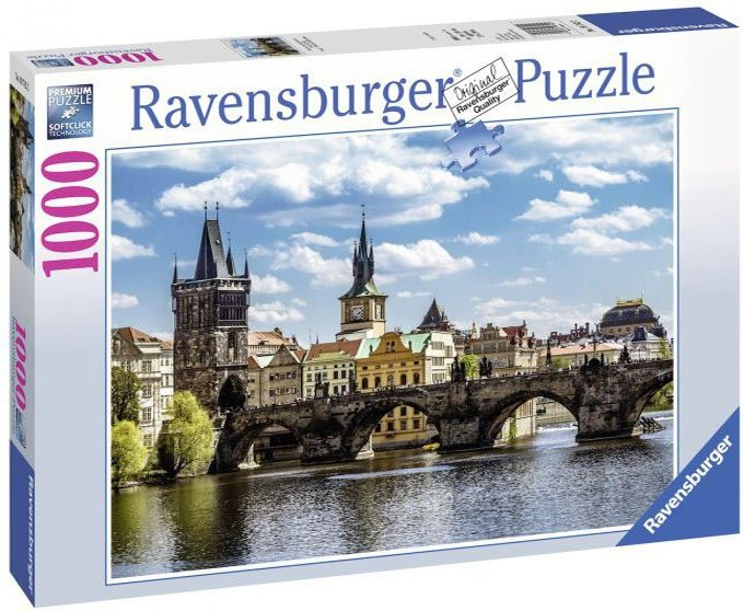 Puzzle 1000 Ravensburger 197422 Most Karola