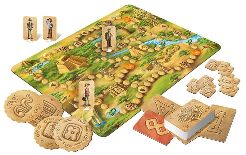 Gra Edukacyjna - Trefl - Numeropolis T-01221