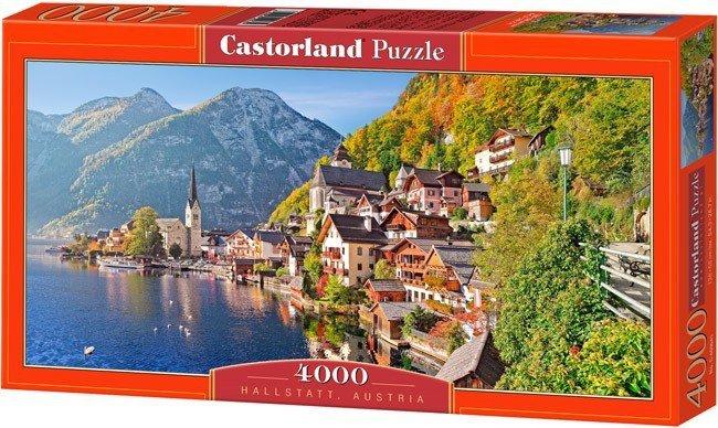 Puzzle 4000 Castorland C-400041 Hallstatt - Austria