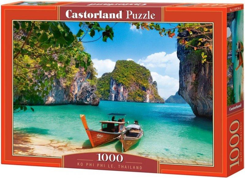 Puzzle 1000 Castorland 104154 Wyspy Phi - Tajlandia