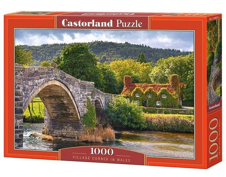 Puzzle 1000 Castorland C-104673 Walia - Krajobraz