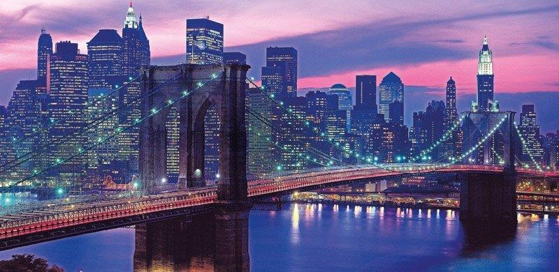 Puzzle 13200 Clementoni 38009 New York