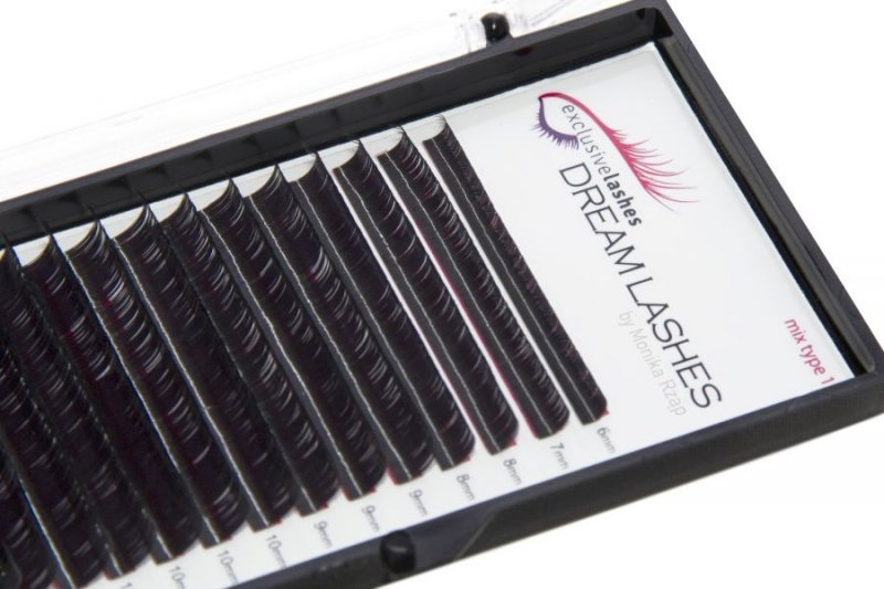 Rzęsy Silk Dream Lashes by Exclusive Lashes