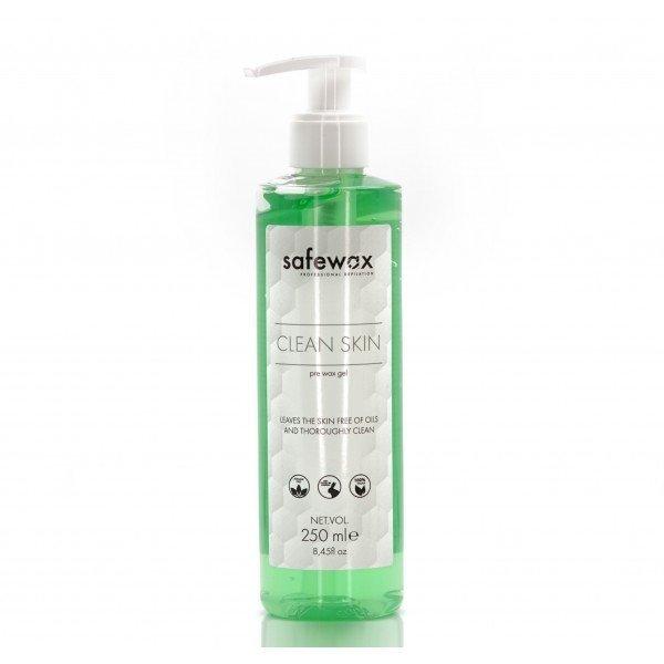 Safewax Clean Skin - żel oczyszczający