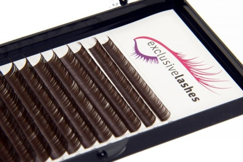Rzęsy Black Brown by Exclusive Lashes