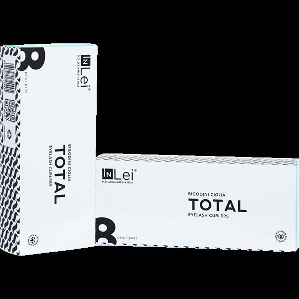 Wałki/Formy silikonowe InLei Total (8 rozmiarów)