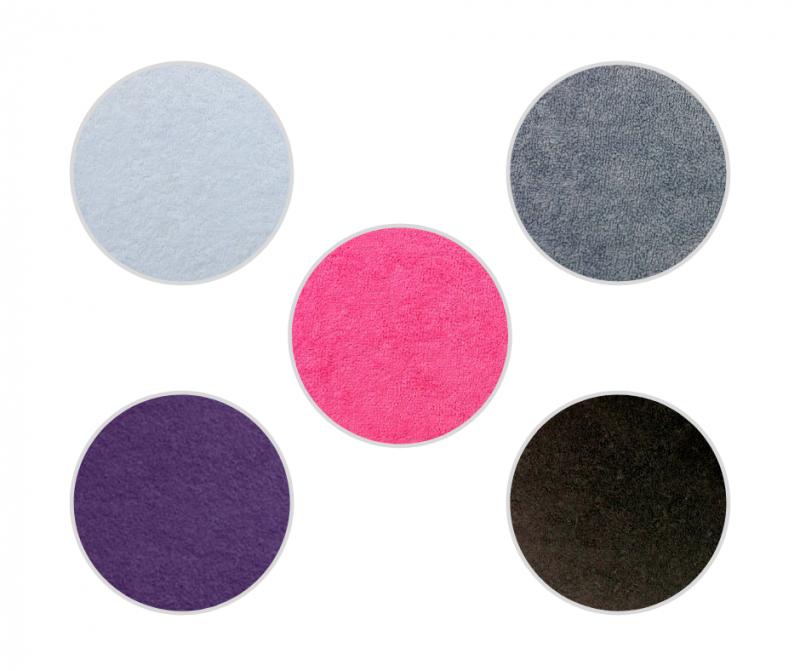 Opaska kosmetyczna Frotte (różne kolory)