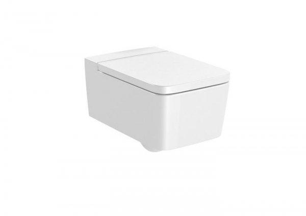 Inspira     Miska WC podwieszana Rimless Square       Wymiary:      Szerokość: 370 mm.      Głębokość: 560 mm.      Wysokość: 440 mm.