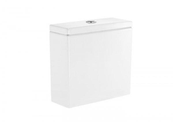 Inspira     Zbiornik WC 4,5/3L do kompaktu WC       Wymiary:      Szerokość: 376 mm.      Głębokość: 150 mm.      Wysokość: 360 mm.